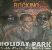 Holiday Park Hassloch - Rocking Halloween 2015