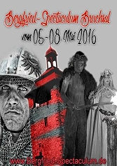 Bergfried-Spectaculum  Bruchsal 2016