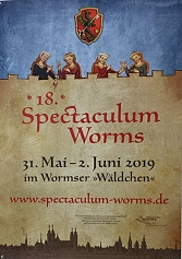 Aktuelle Bilder vom Spectaculum in Worms 2019